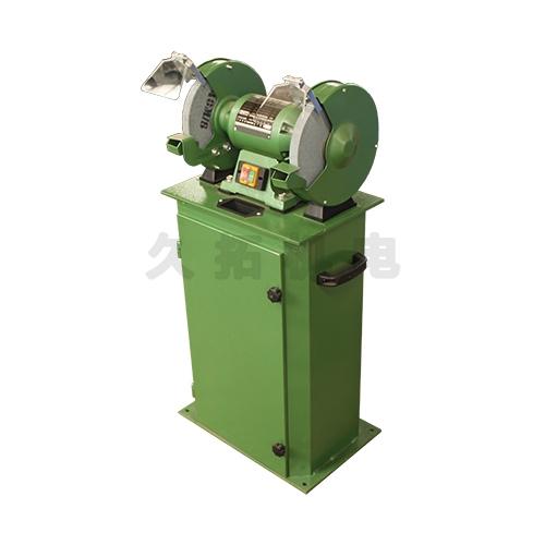 除尘式砂轮机的机器结构