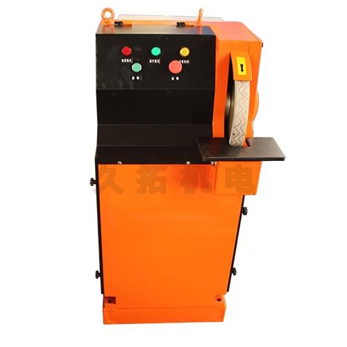 除尘式砂轮机厂家阐述砂轮机的机器构造