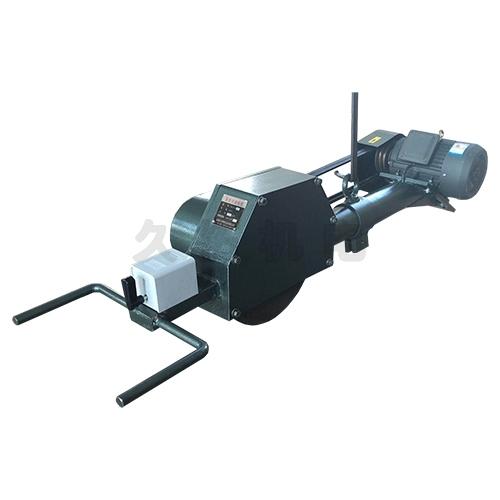 除尘式砂轮机机器构造