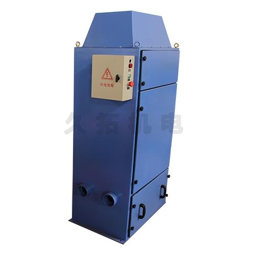 除尘式砂轮机抛光机的工作原理